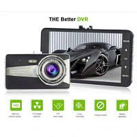 Видеорегистратор А9 HDR(2 камеры угол обзора 170 градусов