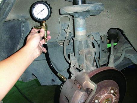 Тестер давления в тормозной системе 14 пр. (914B2 Force), фото 2