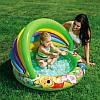 Детский надувной бассейн «Вини Пух» 102х69см, борт 13см, фото 5