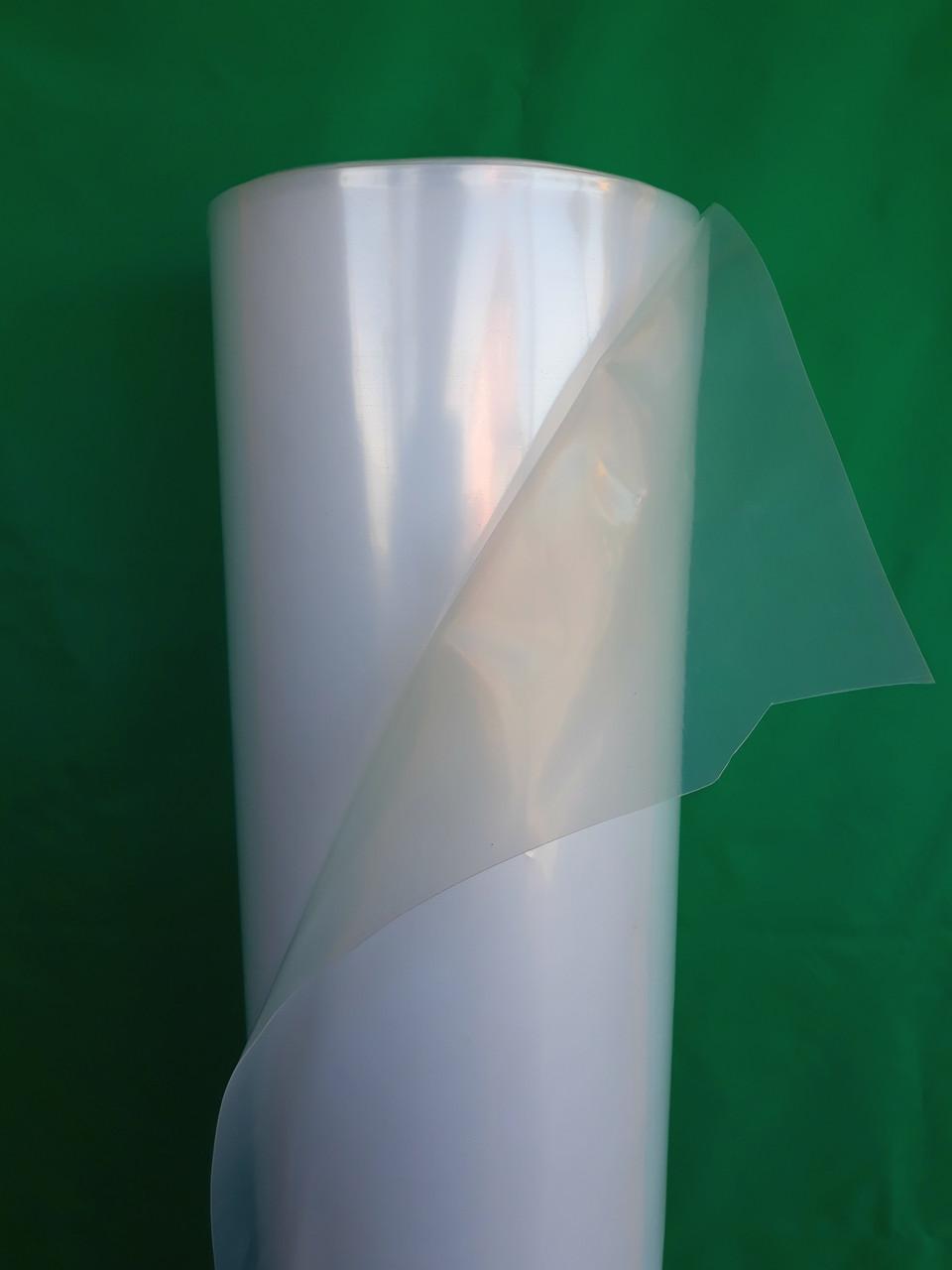 Пленка тепличная белая, 170мкм, 3м/50м. Прозрачная (парниковая, полиэтиленовая).