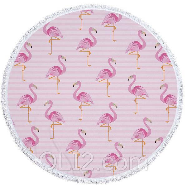 Пляжный Коврик Flamingo