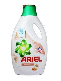 Гель для стирки Ariel Sensitive, 40 стирок (2,2л.)