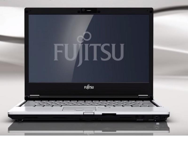 "Fujitsu  LIfebook S761 i5-2520M 2.5GHz/4gb/160gb SATA/DVD-rw 13,3"""