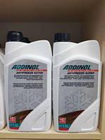 Концентрированный антифриз Addinol antifreeze EXTRA G-12( красный) 1.5 L