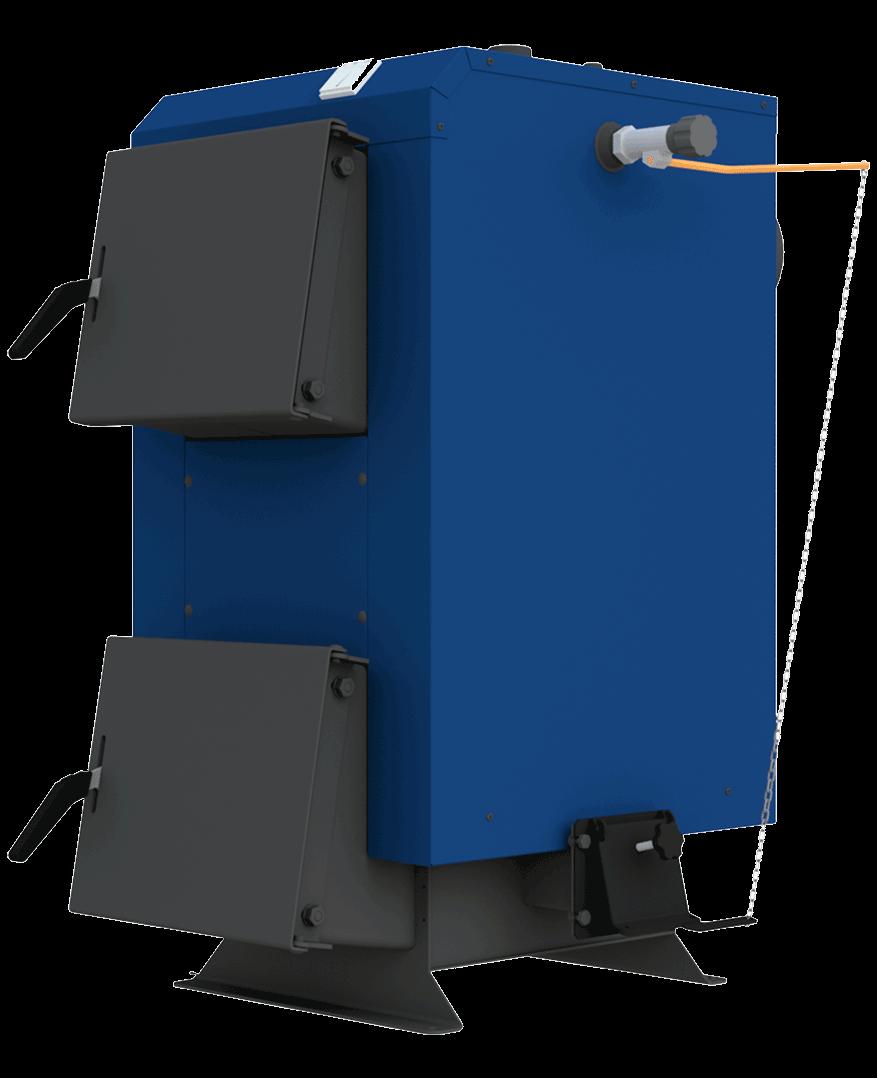 Твердотопливный отопительный котел НЕУС-ЭКОНОМ 12 кВт