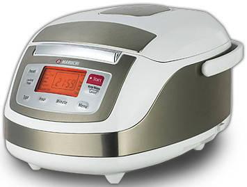 МультиваркаREDMONDRMC-M 4500 Metallic/white, фото 2