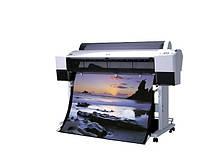 Широкоформатная печать на бумаге и холсте