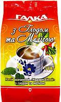 "Кофейный напиток Галка ""З Глодом та Мелiсою"" 100 гр."