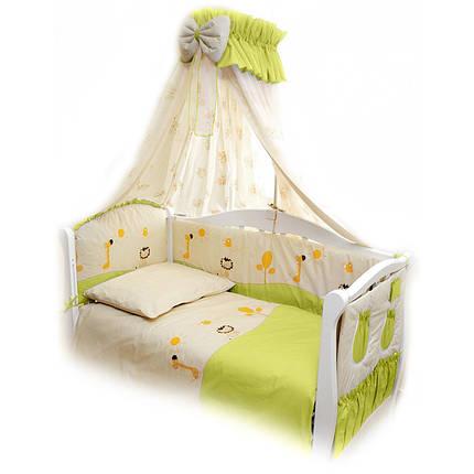 Постельное детское белье TWINS 8 эл. Comfort C-002, фото 2