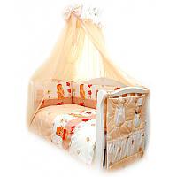 Постельное детское белье TWINS 8 эл. Comfort C-005