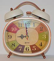 Настільний годинник-будильник, фото 1