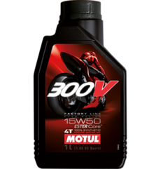 Motul 300V 4T FACTORY LINE ROAD RACING 15w50, 1л