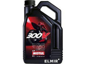 Motul 300V 4T FACTORY LINE ROAD RACING 15w50, 4л