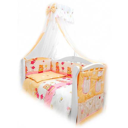 Постельное детское белье TWINS 8 эл. Comfort C-007, фото 2