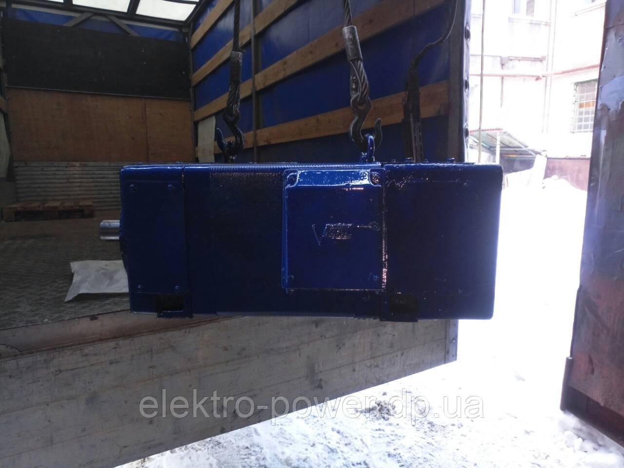 Электродвигатель постоянного тока ASCAT 94 кВт 1780 об/мин