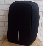 Антивор рюкзак XD Design Bobby anti-theft backpack 15.6 / Black (P705.541), черный. 100 % оригинал!