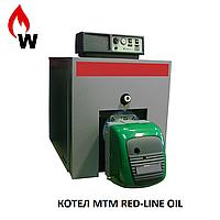 Котел RED-LINE OIL Neinox 50 (25-52 кВт)  на отработанном масле