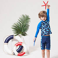 Детский костюм для плаванья на мальчика