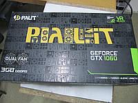 Игровая видеокарта Palit GeForce GTX 1060 3GB GDDR5 (192bit) , фото 1