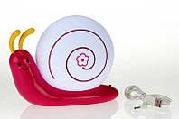 Улитка - светильник c USB