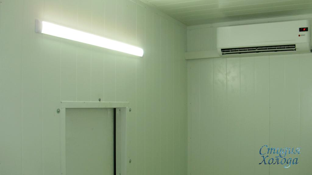 Холодильная камера хранения овощей в городе Запорожье