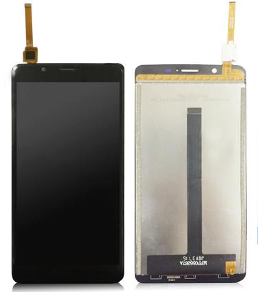 Дисплей Blackview P2 with touchscreen black