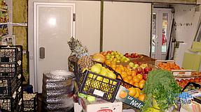 Холодильная камера для хранения овощей в городе Днепрорудное 1