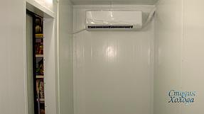 Холодильная камера для хранения овощей в городе Днепрорудное 2