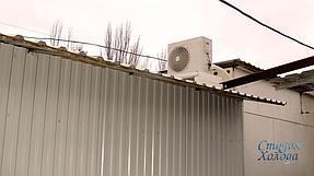 Холодильная камера для хранения овощей в городе Днепрорудное 3