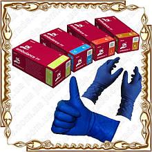 """Перчатки медицинские Ambulance Размер """"L / M / S / XL"""" 25 пар в уп"""