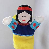 Кукла перчатка Белоснежка малая