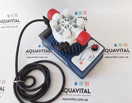 Универсальный насос дозатор AquaViva 5 л/ч (AML200NPE0009) с регулируемой скоростью дозирования