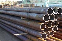 Труба стальная нержавеющая стальная горячедеформированная 121х30 Сталь 20