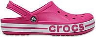 """Женские кроксы Crocs """"Candy Pink/Carnation"""" розовые"""