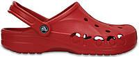 Женские кроксы Crocs Red красные