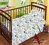 Детское постельное белье в кроватку для девочек и мальчиков