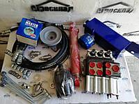 Полный комплект гидравлики с гидромотором и гидроцилиндром