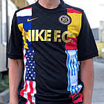 ФУТБОЛКА M NK FC TOP JSY 886872-011
