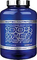 Протеин Scitec 100% Whey Protein - 2350 грамм