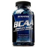 Dymatize BCAA Complex 2200 - 400 капсул