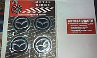 Наклейка на колесный диск Mazda