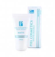 Piel Cosmetics Piel Youth Defense Silver Cream Matte SPF 20 - Ежедневный дневной уход за лицом c матирующим эффектом - 50 ml ( EDP24732 )