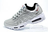 Женские кроссовки в стиле Nike Air Max 95 OG, Silver Metallic