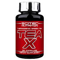Для снижения веса Scitec Tea-X - 90 капсул