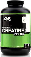Креатин Optimum Nutrition - USA Creatine Powder - 600 грамм