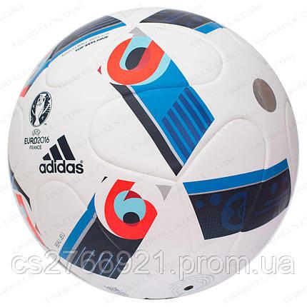 Мяч футбольный ADIDAS EURO 2016 BEAU JEU, фото 2