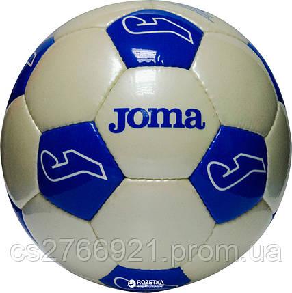 Мяч футбольный INTER бело-синий №5, фото 2