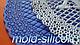 """Силиконовый коврик """"Салфетка пасхальная 1"""", фото 4"""