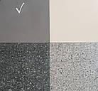 Плитка керамогранит моноколор темно серый 600х600 мм.  , фото 2