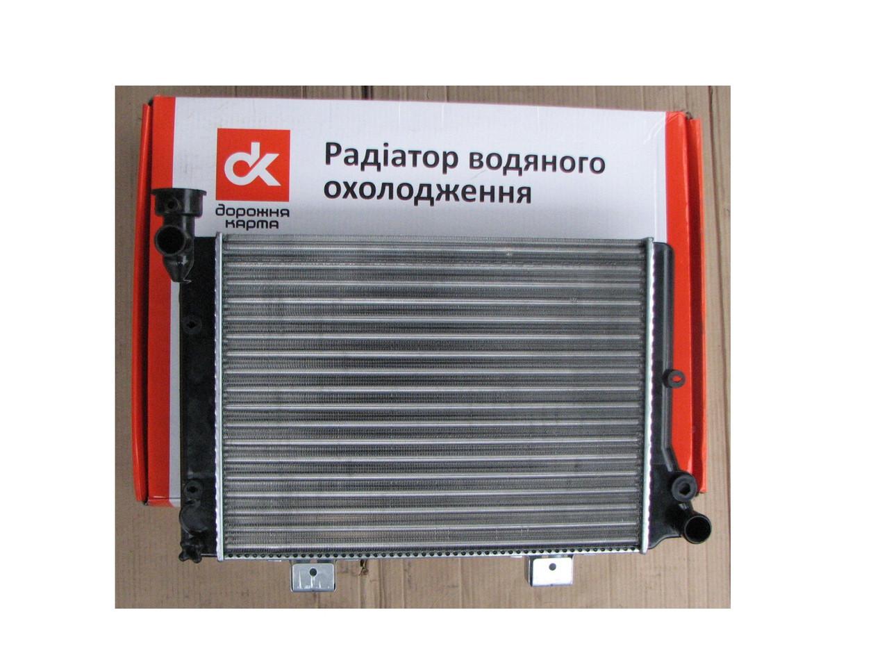 Радіатор охолодження (2106) ДК